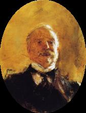 Mancini, Autoritratto | Self-portrait