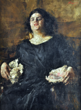 Antonio Mancini, Conchiglie