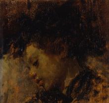 Antonio Mancini, Il malatiello