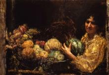 Mancini, La fruttivendola.jpg