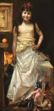 Antonio Mancini, La piccola ballerina