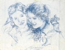 Mancini, Le due sorelle.jpg