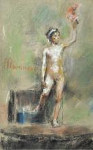 Mancini, Nudo di adolescente maschile.png