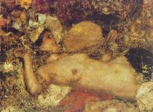 Mancini, Nudo femminile sdraiato.jpg