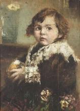 Mancini, Ritratto di un bimbo.jpg