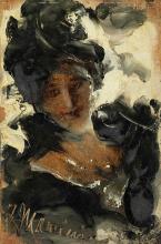 Mancini, Ritratto di una signora.png