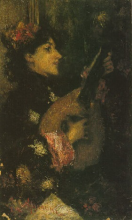 Mancini, Signora con mandola.png