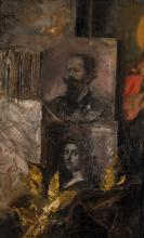 Mancini, Studi vari per dipinti.png