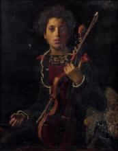 Mancini, Un giovane violinista.jpg