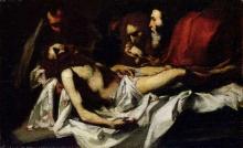 Manet (attribuito a), La deposizione del Cristo.jpg