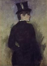 Manet, Amazzone di profilo.jpg