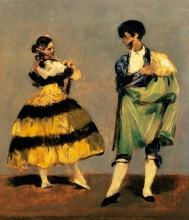 Manet, Ballerini spagnoli.jpg