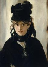 Manet, Berthe Morisot con bouquet di violette.jpg