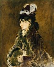 Manet, Berthe Morisot