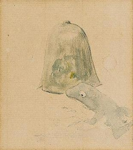 Manet, Campana con melone e ranocchia.jpg