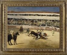 Manet, Combattimento di tori [2][cornice].jpg