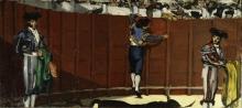 Manet, Combattimento di tori [4].jpg