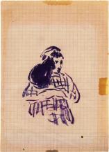 Manet, Donna con gatto | Femme au chat