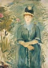 Manet, Fanciulla tra i fiori.jpg