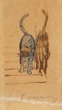 Manet, Gatto e la sua ombra.jpg