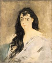 Manet, Giovane donna con i capelli in disordine.jpg