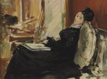 Manet, Giovane donna con un libro.jpg