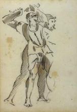 Manet, Gruppo di due uomini.jpg
