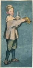 Manet, Il bambino che porta un vassoio.jpg