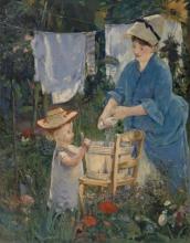 Manet, Il bucato.jpg