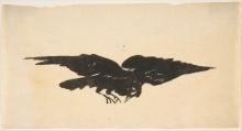 Manet, Il corvo in volo.jpg