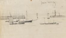 Manet, Il porto di Granville.jpg