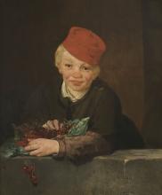 Manet, Il ragazzo con le ciliegie.jpg