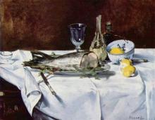 Manet, Il salmone.jpg