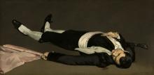 Manet, Il torero morto | Le toréador mort | The dead toreador