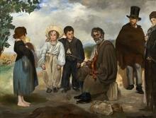 Manet, Il vecchio musicista   Le vieux musicien   The old musician