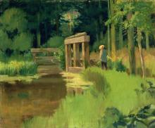 Manet, In un parco.png