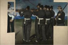 Manet, L'esecuzione di Massimiliano.png