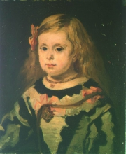 Manet, L'infanta Margarita da Velazquez [1].jpg
