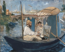 Manet, La barca.jpg
