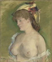 Manet, La bionda dal seno nudo.jpg