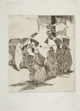 Manet, La coda davanti alla macelleria.jpg