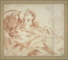 Manet, La convalescente.jpg