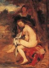 Manet, La ninfa sorpresa [1].jpg
