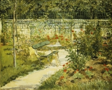 Manet, La panchina.jpg