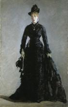 Manet, La parigina.jpg