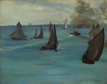 Manet, La partenza del vaporetto da Boulogne.jpg