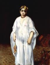 Manet, La sultana | La sultane | The sultana