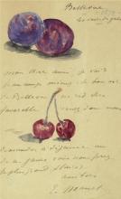 Manet, Lettera ad Albrecht Hecht.jpg
