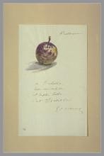 Manet, Lettera ad Isabelle Lemonnier [Una prugna][2].jpg