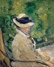 Manet, Madame Manet a Bellevue.png